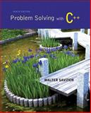 Problem Solving with C++, Savitch, Walter, 0133591743