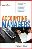 Accounting for Managers, Webster, William and Woods, 0071421742