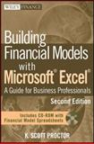 Building Financial Models with Microsoft Excel, K. Scott Proctor, 0470481749