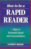 How to Be a Rapid Reader 9780844251745
