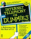 Internet Telephony for Dummies, Daniel D. Briere, 0764501747