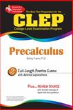 CLEP Precalculus, Guisse, Amadou and Travis, Betty, 0738601748