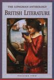 The Longman Anthology of British Literature Vol. 2B : The Victorian Age, Damrosch, David and Baswell, Christopher, 0321011740