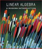Linear Algebra : A Modern Introduction, Poole, David, 0534341748