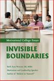 Invisible Boundaries, Beth Ann Wenner, 0595421741