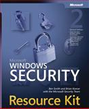Microsoft Windows Security, Smith, Ben, 0735621748