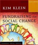 Fundraising for Social Change, Klein, Kim, 0787961744