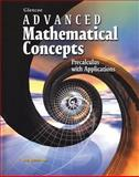 Advanced Mathematical Concepts : Precalculus with Applications, McGraw-Hill, 0028341759
