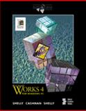Microsoft Works for Windows 95, Shelly, Gary B. and Cashman, Thomas J., 0789511754