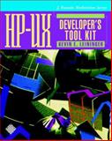 HP-UX Development Tool Kit, Leininger, Kevin E., 0079121756