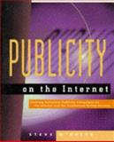 Publicity on the Internet, Steve O'Keefe, 0471161756