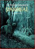 Parsifal in Full Score, Richard Wagner, 0486251756