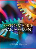 Performance Management, Aguinis, Herman, 0136151752