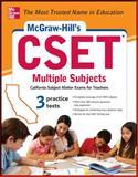 McGraw-Hill's CSET Multiple Subjects, Johnson, Cynthia, 0071781757