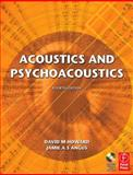 Acoustics and Psychoacoustics 9780240521756