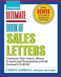 Ultimate Book of Sales Letters, Savage, Jack and Kimball, Cheryl, 1932531750