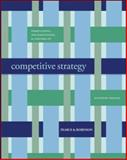Formulation, Implementation and Control of Competitive Strategy with Business Week 13 week Special Card, Pearce, John and Robinson, Richard, 0077261755