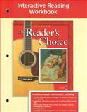 The Reader's Choice Interactive Reading Workbook : Course 2, McGraw-Hill, 0078251753