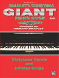 Bradley's Giant Christmas Piano Book, Richard Bradley, 0757941753