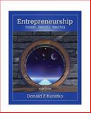 Entrepreneurship : Theory, Process, and Practice, Kuratko, Donald F., 1285051750