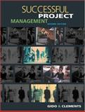 Successful Project Management with Microsoft Project 2000, Clements, James P. and Gido, Jack, 0324321767