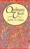 Ordinary Vices, Shklar, Judith N., 0674641760