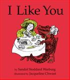 I Like You, Sandol Stoddard Warburg, 0395071763