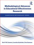 Methodological Advances in Educational Effectiveness Research, Creemers, Bert and Kyriakides, Leonidas, 0415481767