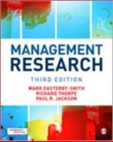 Management Research, Thorpe, Richard and Lowe, Andy, 1847871763