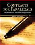 Contracts for Paralegals : Legal Principles and Practical Applications, Spagnola, Linda A., 0073511765