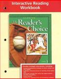 The Reader's Choice Interactive Reading Workbook 9780078251764