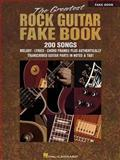 The Greatest Rock Guitar, Hal Leonard Corporation Staff, 0634011766