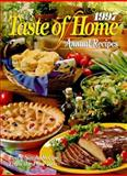 1997 Taste of Home Annual Recipes, Taste of Home Editorial Staff, 089821176X