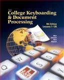 Gregg College Keyboarding and Document Processing), Ober, Scot, 0078241766