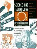 Science and Technology Desk Reference 9780810391765