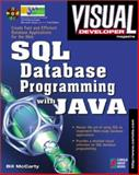 Visual Developer SQL and Java Database Programming, McCarty, Bill, 1576101762