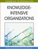 Handbook of Research on Knowledge-Intensive Organizations, Kociatkiewicz, Jerzy, 1605661767