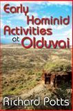 Early Hominid Activities at Olduvai, Potts, Richard B. and Potts, Richard, 0202011763