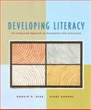 Developing Literacy, Donald R. Bear and Diane Barone, 0395621763
