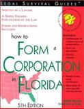 How to Form a Corporation in Florida, Warda, Mark, 1572481773