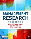 Management Research, Thorpe, Richard and Jackson, Paul R., 1847871771