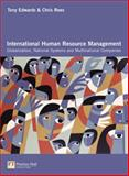 International Human Resource Management, Rees, Chris and Edwards, Tony, 0273651773