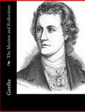 The Maxims and Reflections, Goethe, 1502531771