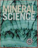 Manual of Mineral Science, Klein, Cornelis, 0471251771