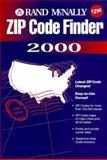 Rand McNally Zip Code Finder, 2000, Rand McNally Staff, 0528841777