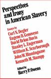 Perspectives and Irony in American Slavery, , 160473177X