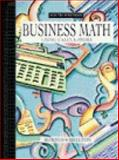 Business Math Using Calculators, Shelton, Nelda and Burton, Sharon, 0538721774
