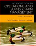 Introduction to Operations and Supply Chain Management, Bozarth, Cecil C. and Handfield, Robert B., 0133871770