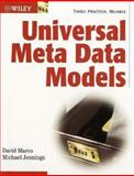 Universal Meta Data Models, David Marco and Michael Jennings, 0471081779