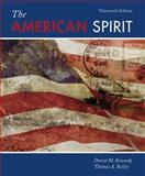 The American Spirit 13th Edition